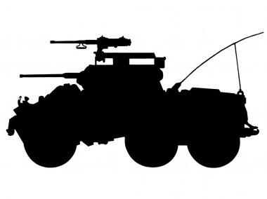 WW2 - Armoured Car