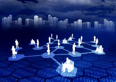 Internet Social Network 03