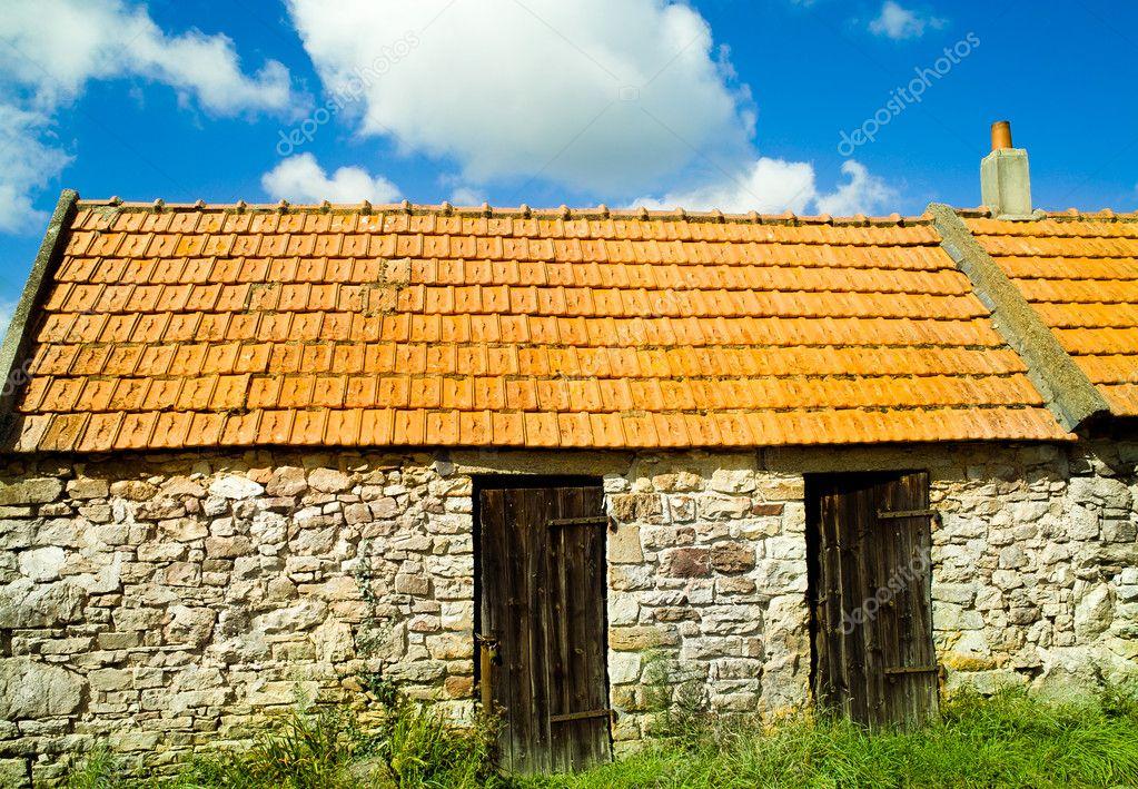 Mas, cabane en provence — Stock Photo © saintho #4539451