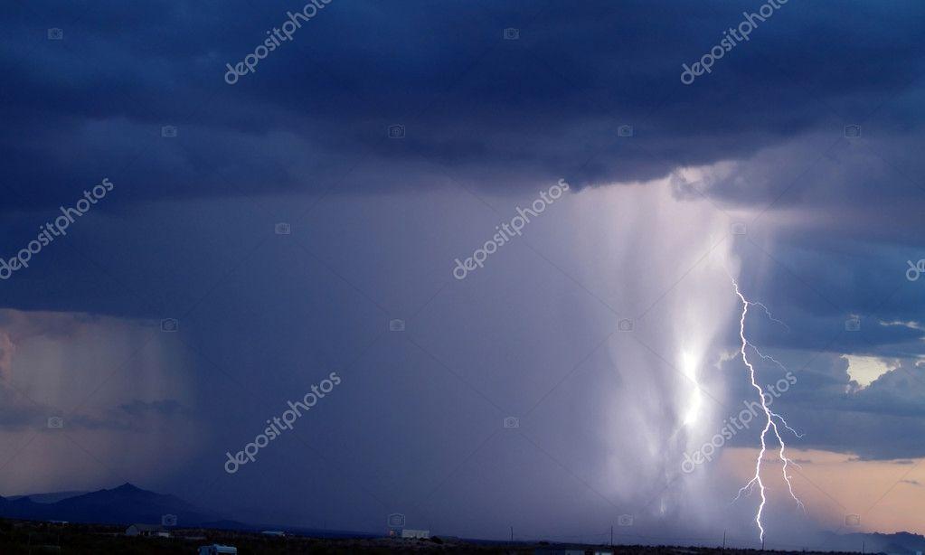 Arizona Monsoon Storm 2006d