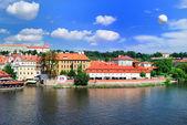 Fotografie pražské panorama
