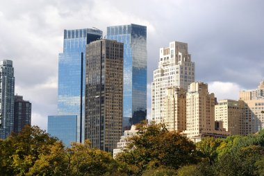 Skyline from Central Park