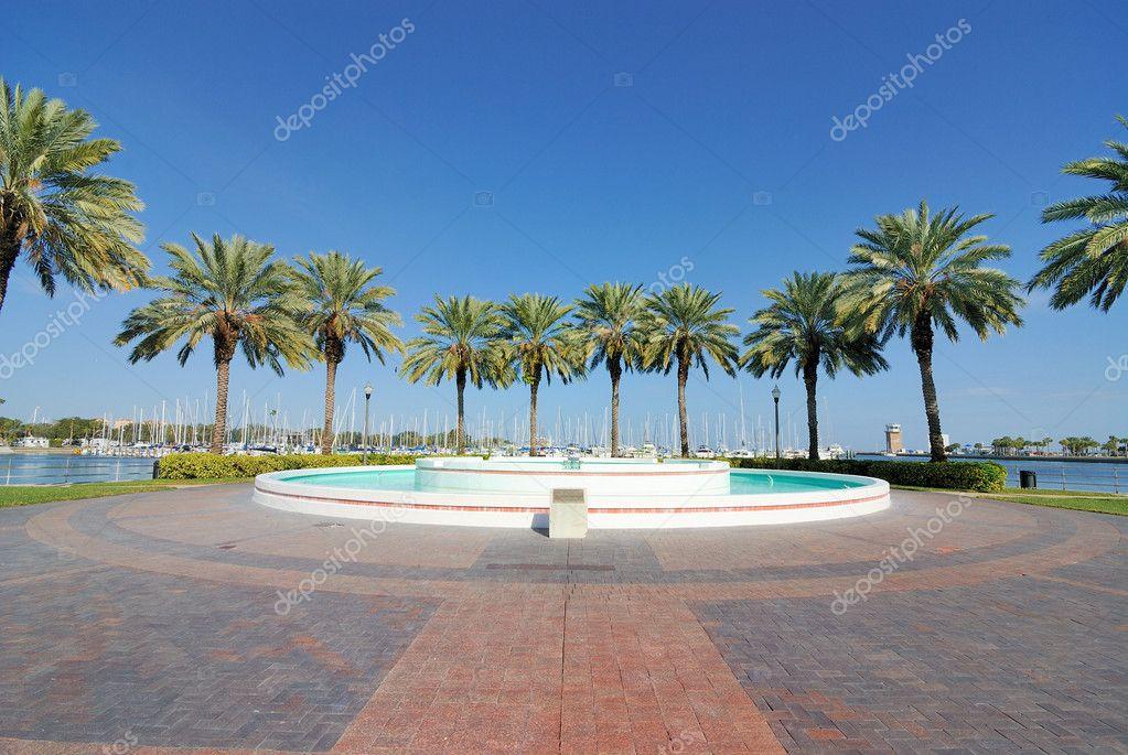 Plaza in St. Petersburg Florida