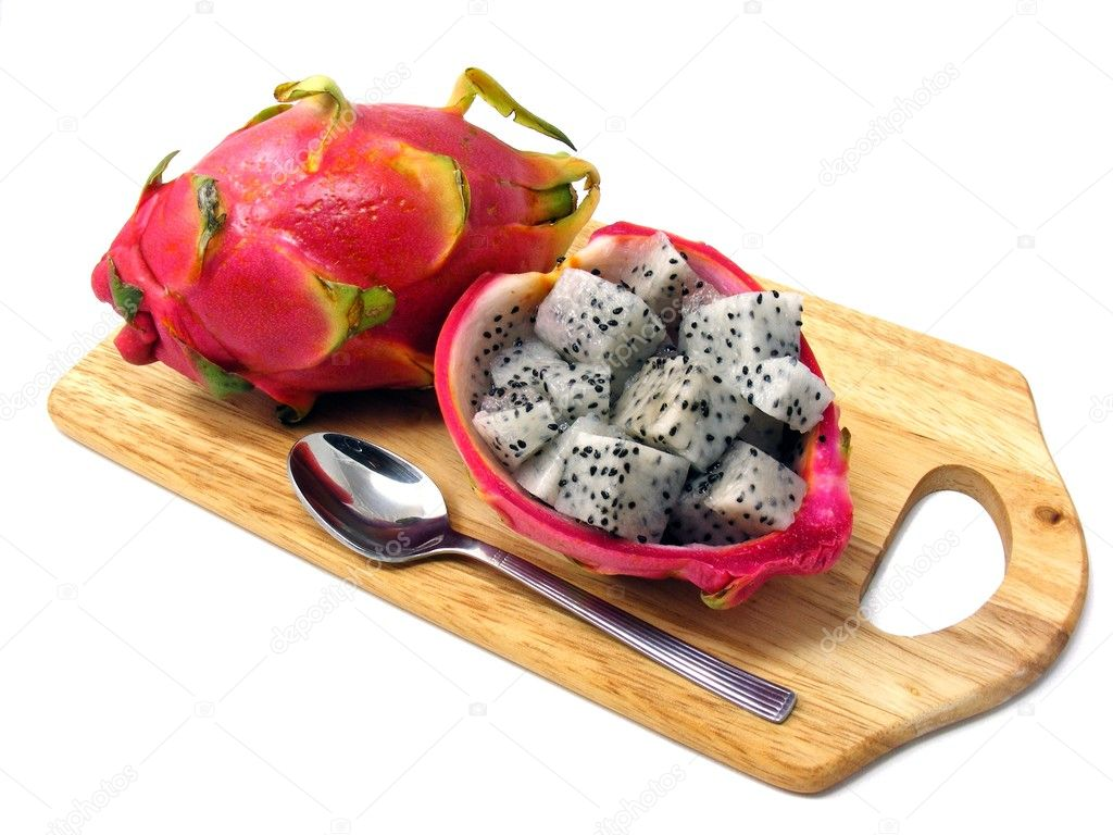Dragon fruit pitahaya pitaya