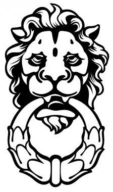 Lion-door