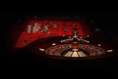 Roulette - Casino - Gamble - Game