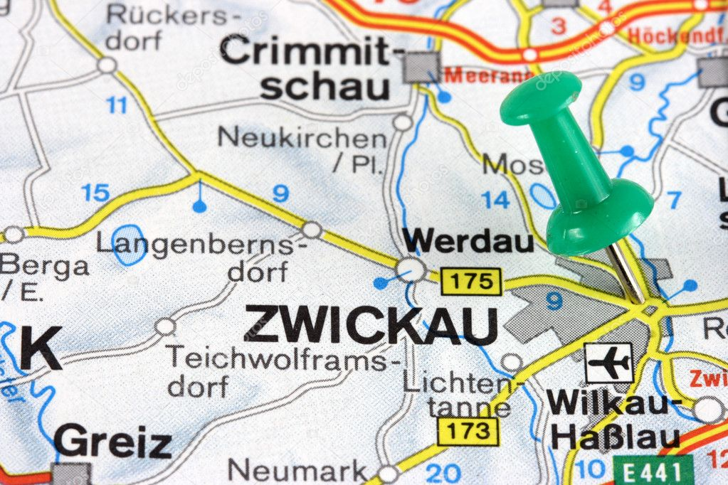 Zwickau Stock Photo tupungato 4462940