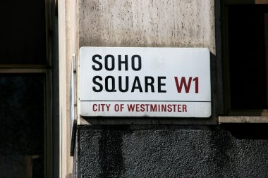 Soho in London