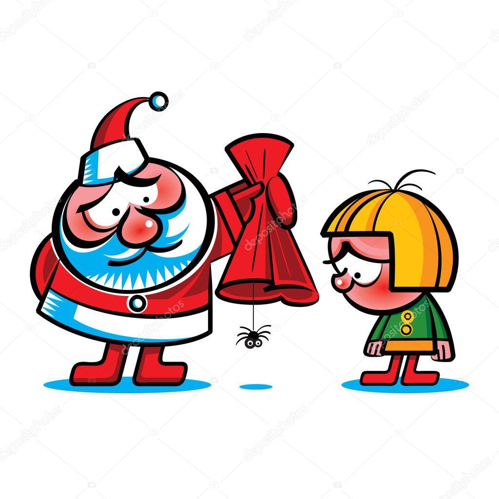 Bad santa Stock Vectors, Royalty Free Bad santa Illustrations ...