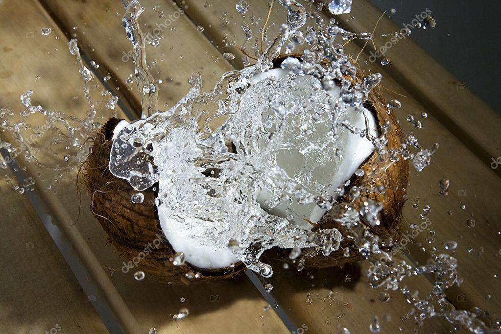 Splash of coconut milk