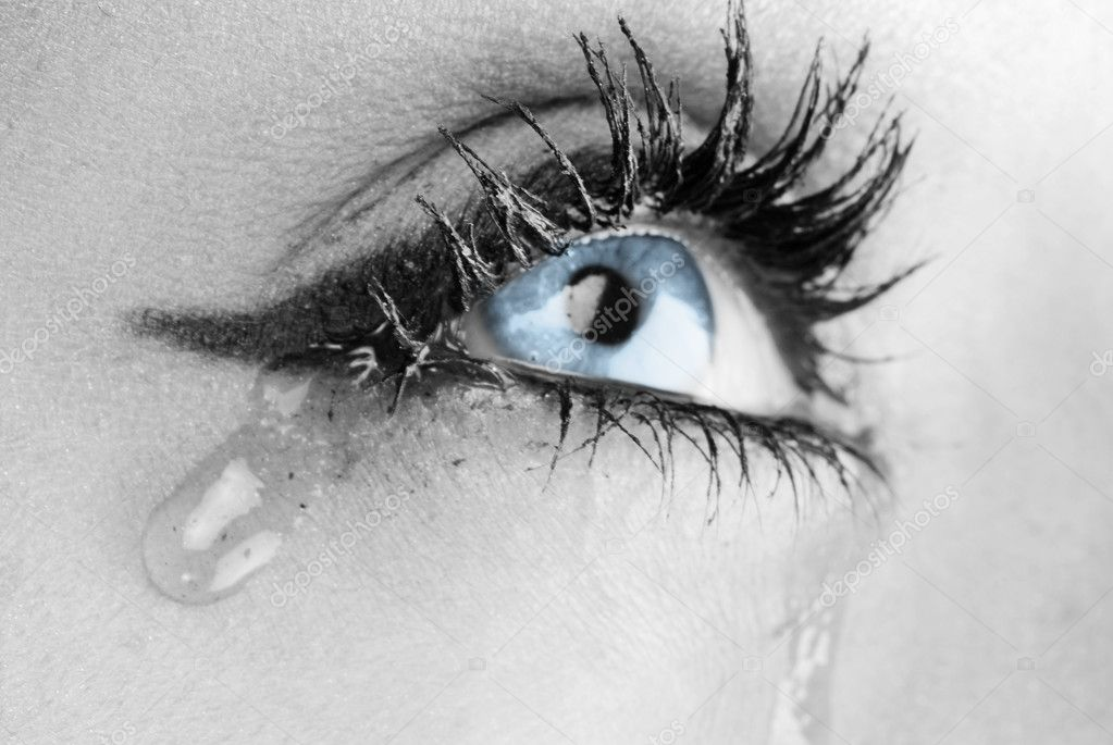 Eye Crying Stock Photo © Carlodapino 60 Magnificent Crying Images Download