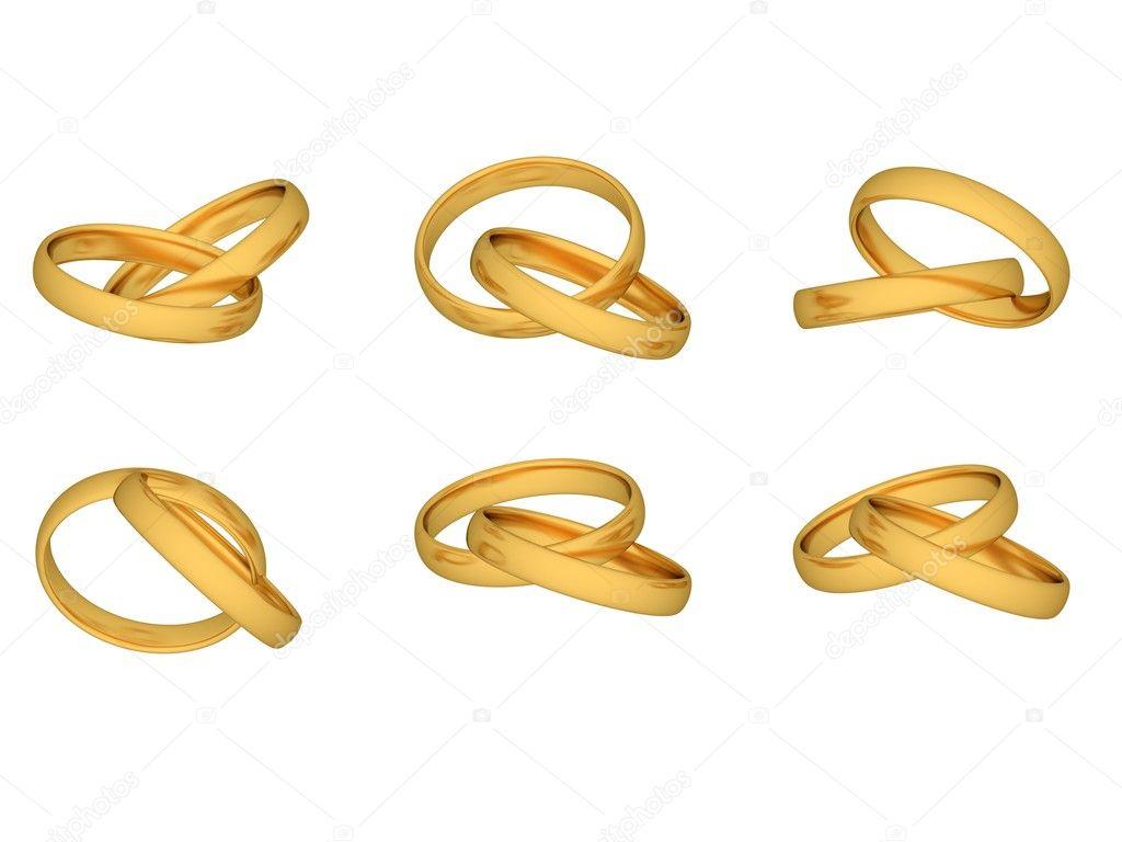 380e90c29e0d53 fantazyjne Złoty pierścionek — Zdjęcie stockowe © baavli #5147068