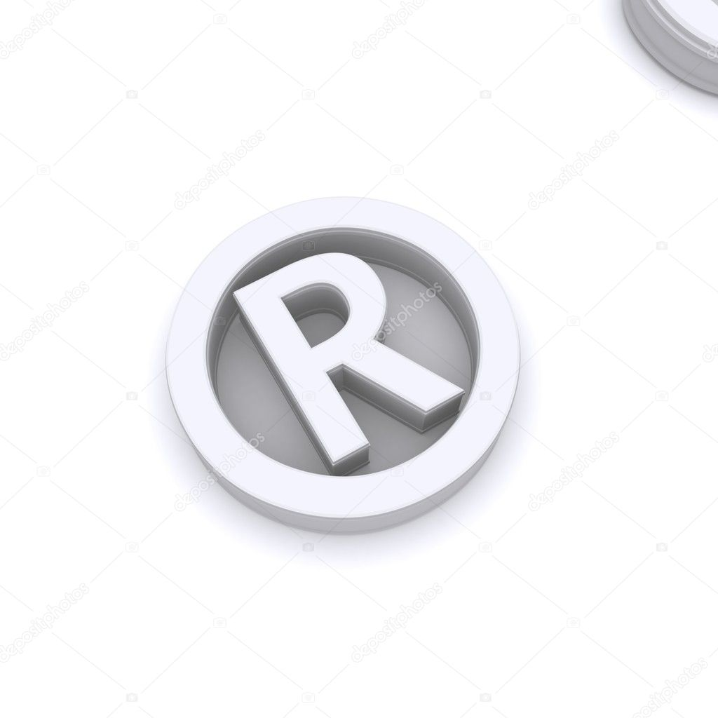 3d Register Symbol