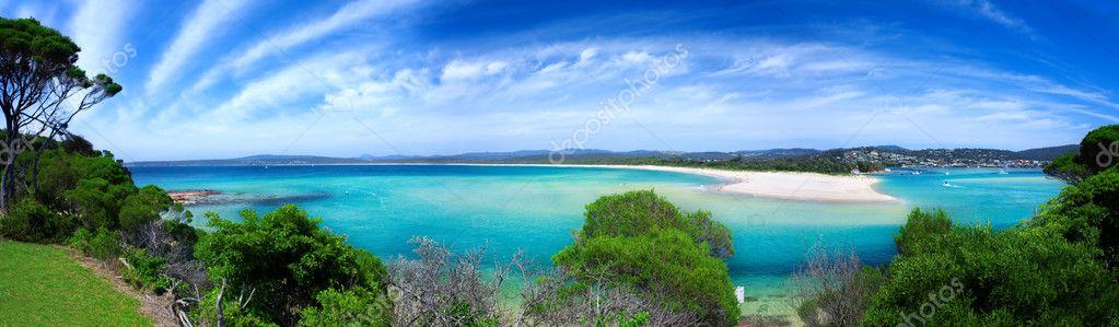 Фотообои Beach Paradise Panorama