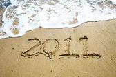 Fényképek 2011-es írja a homok