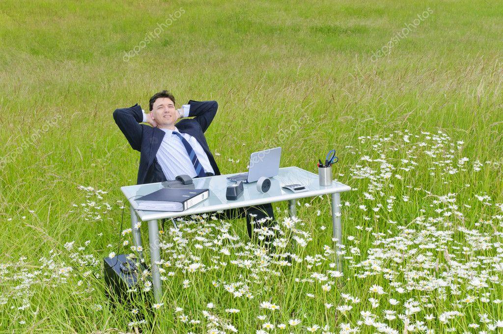 Business outdoor