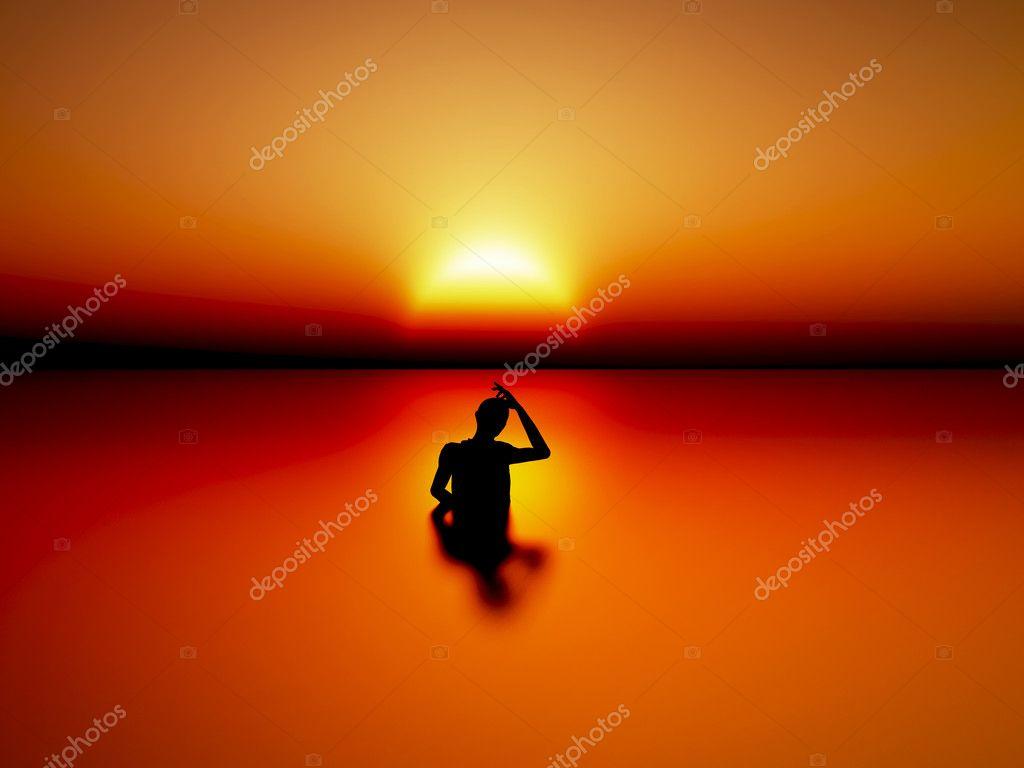 symbol of loneliness