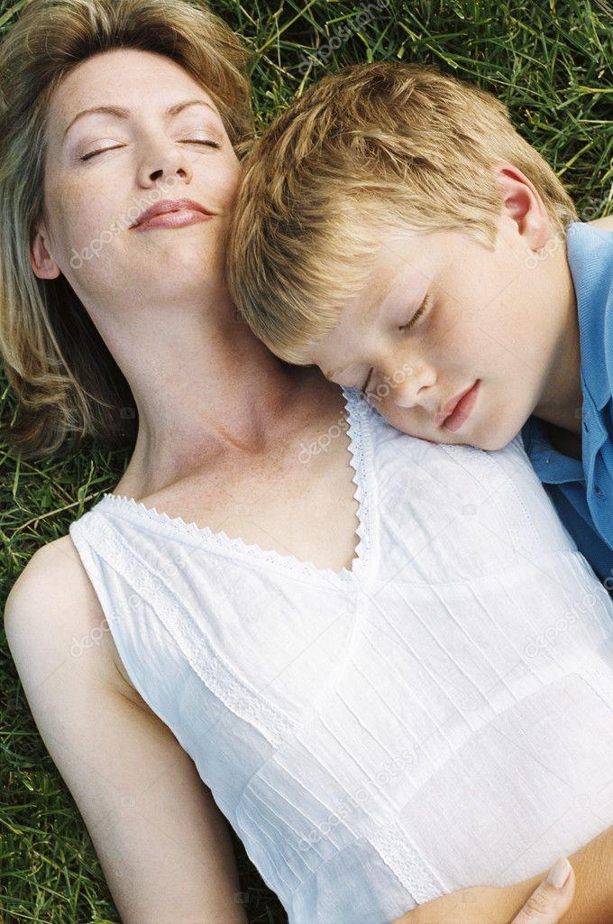 матери с сыном интимная близость