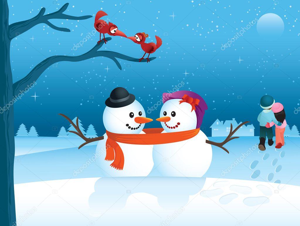 Winter Valentine
