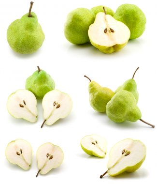 Page of pears