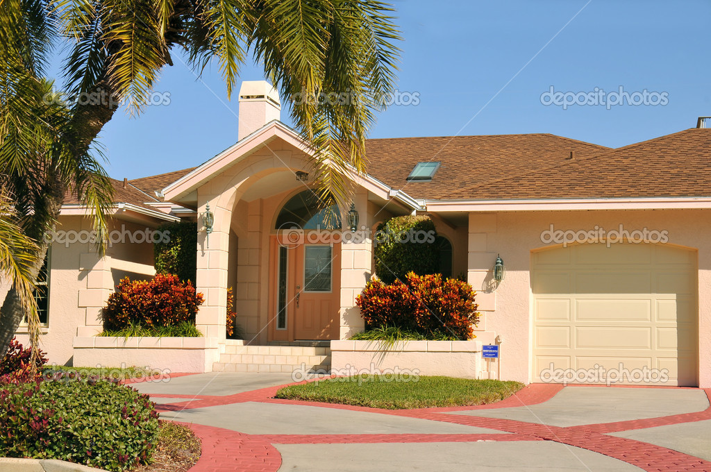 maison moderne de style ranch photo 4723143. Black Bedroom Furniture Sets. Home Design Ideas