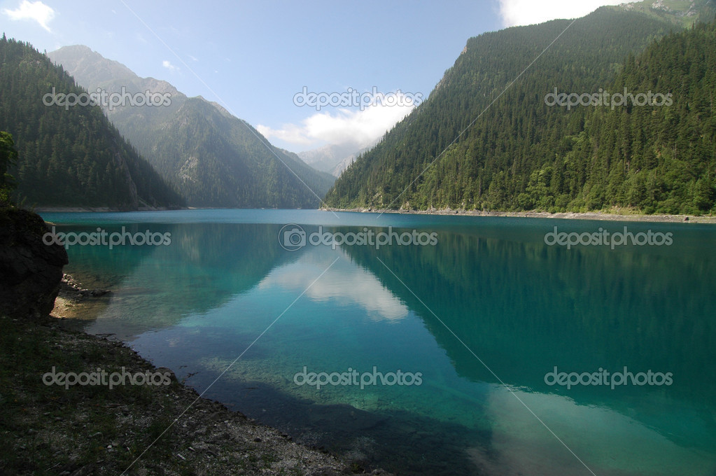 Long Lake, China