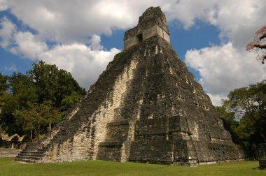 Mayan temple, Tikal