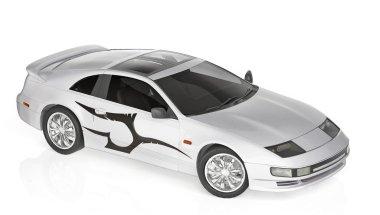Sports car gray