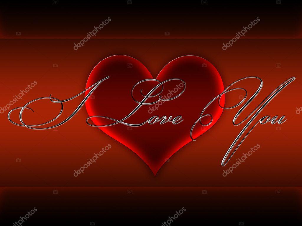 Valentinstag Wallpaper Stockfoto C Andre534 5049541