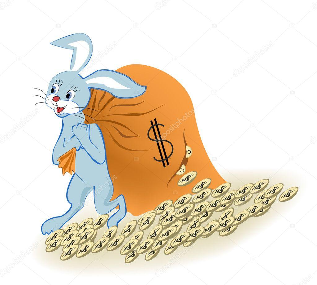 Картинки здоровый, смешные картинки заяц с лопатой