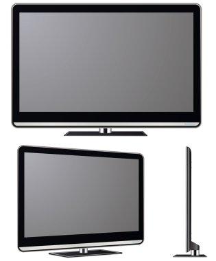 Television vector set