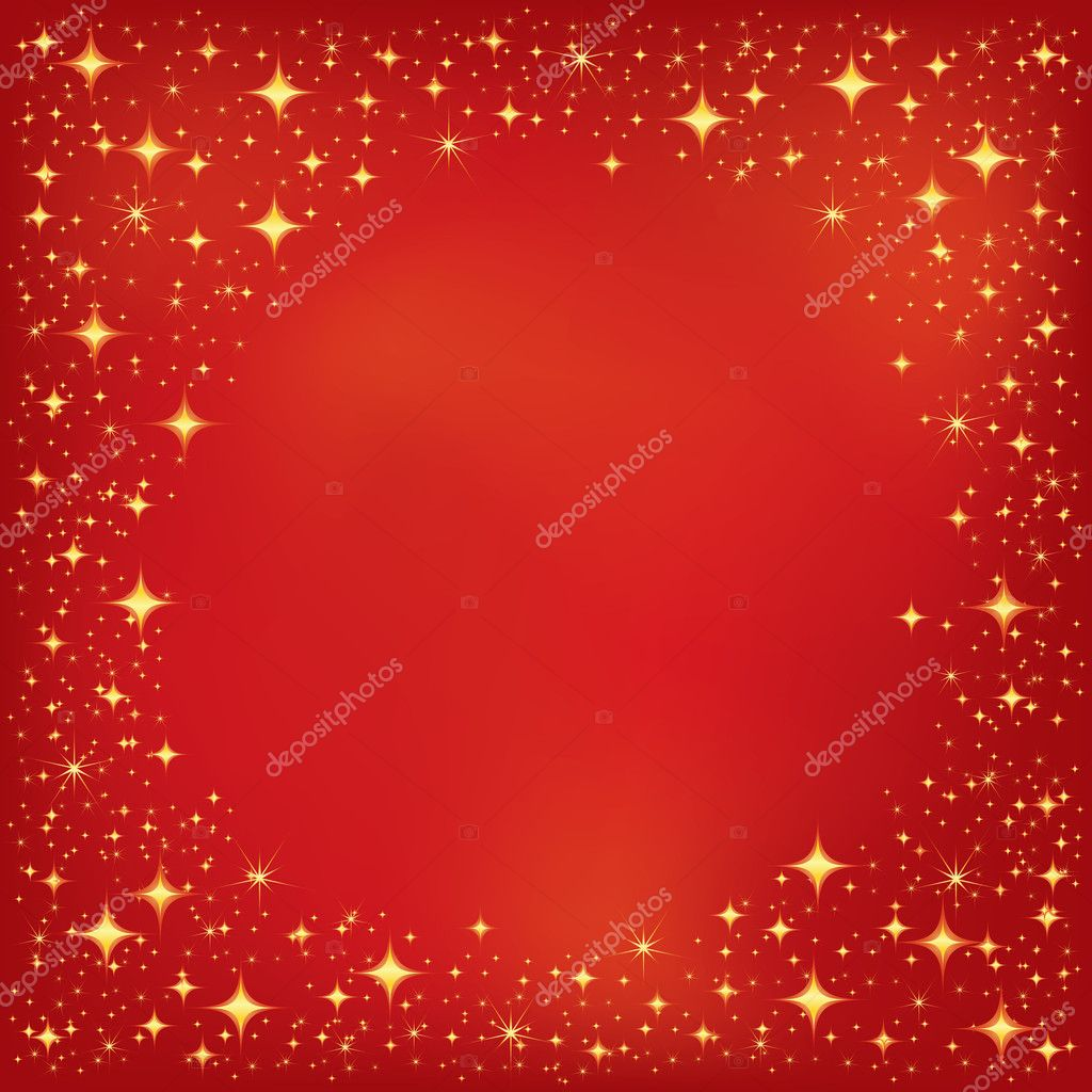 red star background - photo #21
