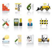 stavební sada ikon