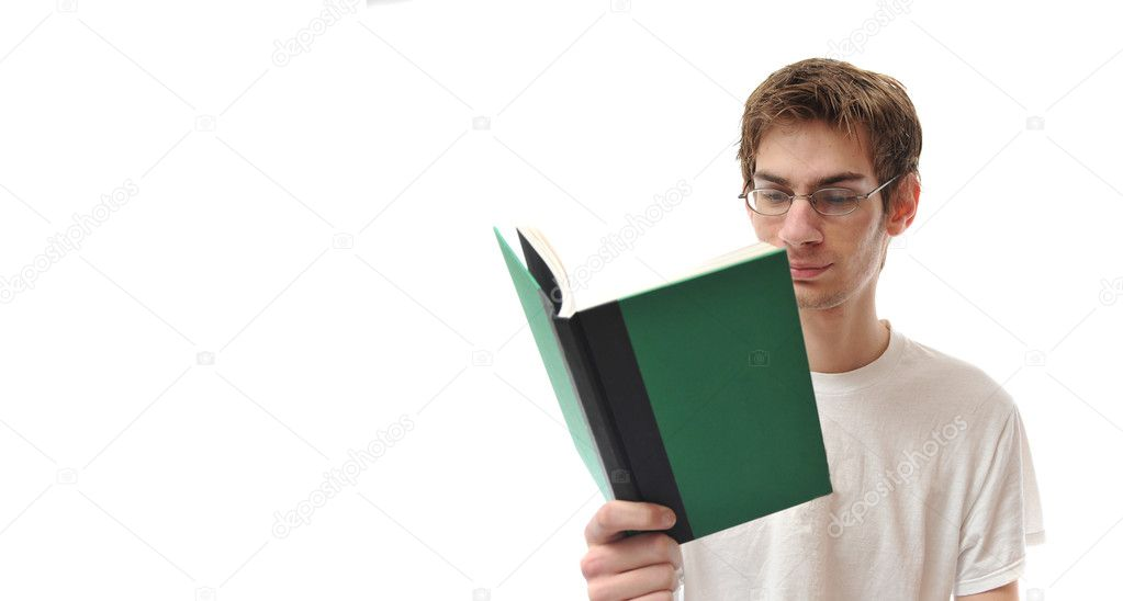 Young Adult Reading Book