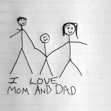 I Love Mom And Dad