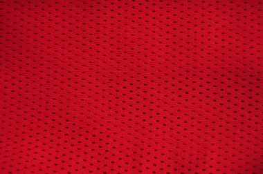 Red Jersey texture