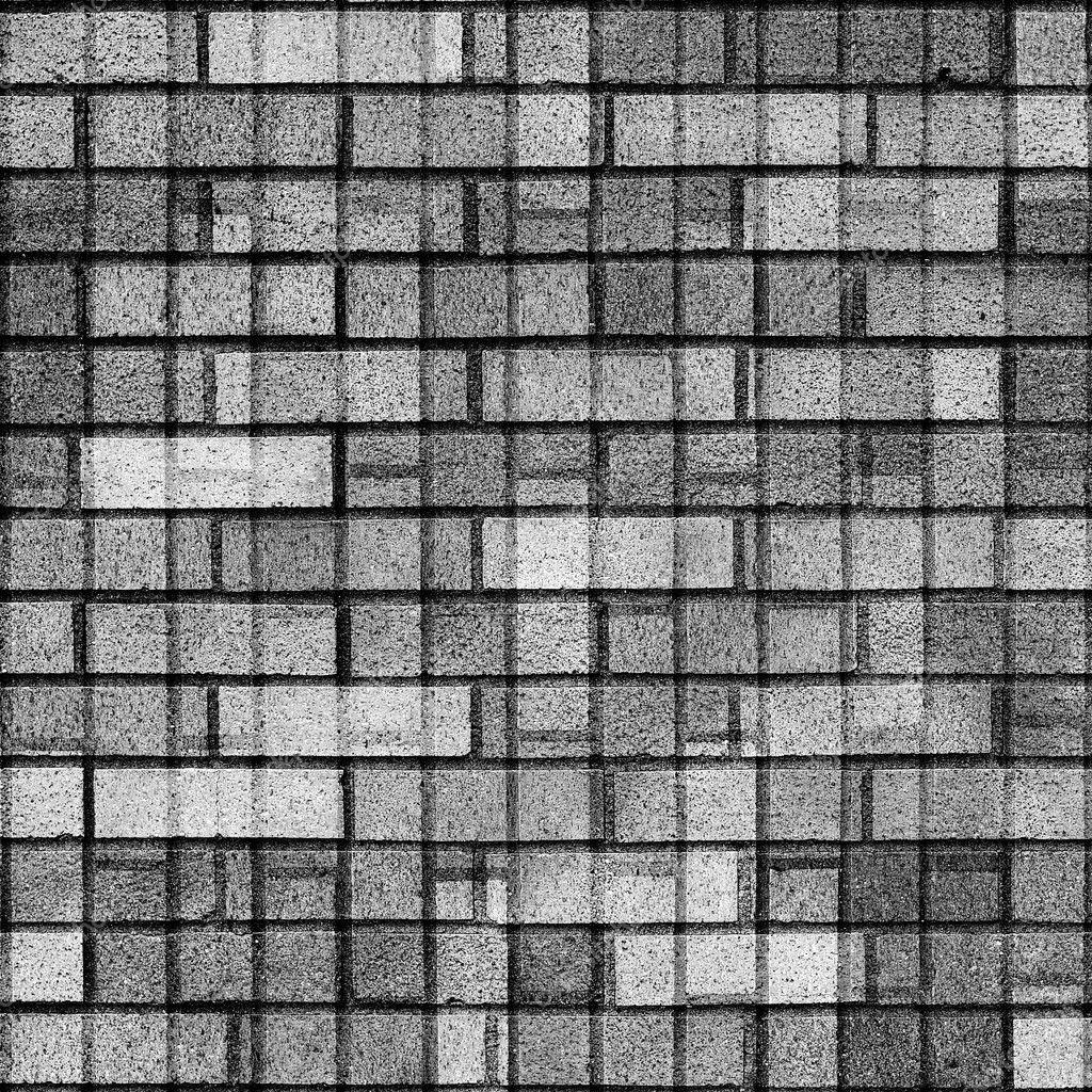 svart och vitt kakel konsistens — Stockfotografi © vlue #4631133