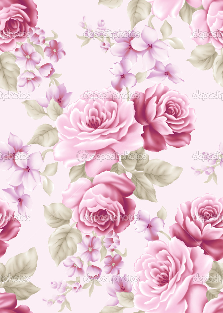 Seamless pattern - A003