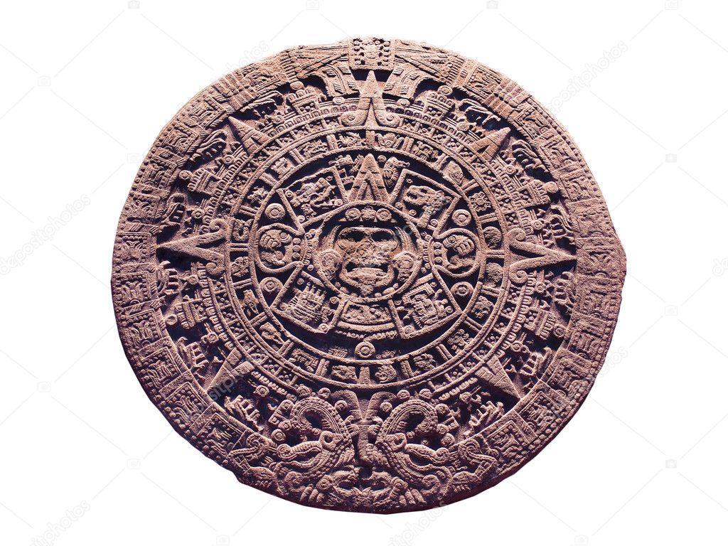 Calendario Azteca — Fotos de Stock © speshilov #4620138