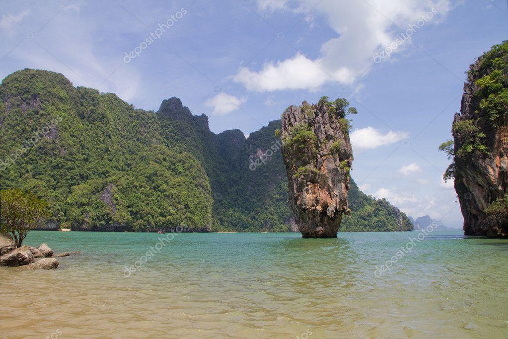Very beatiful island in phuket