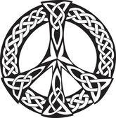 Photo Celtic Design - Peace symbol