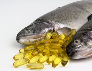 Fish oil and fish