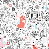 Fotografie grafische Muster von Tieren