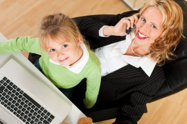 Family Business - telecommuter