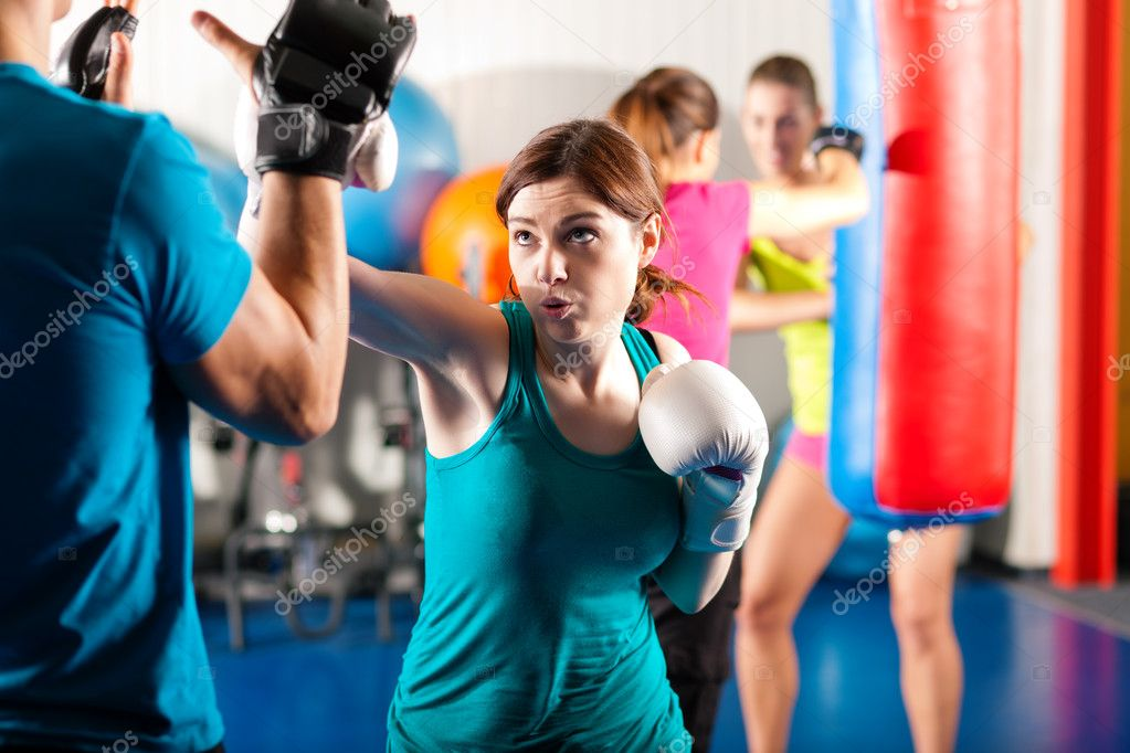 Kick Boxing Instructor