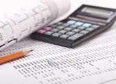 pero, tužka a Kalkulačka