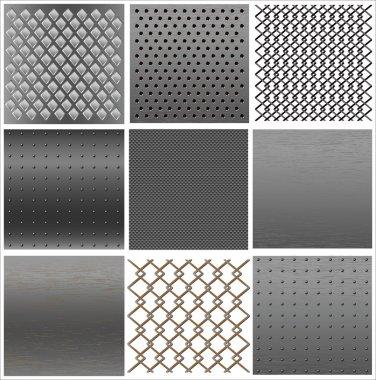 Set texture of iron