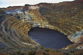 Photo Open pit mine