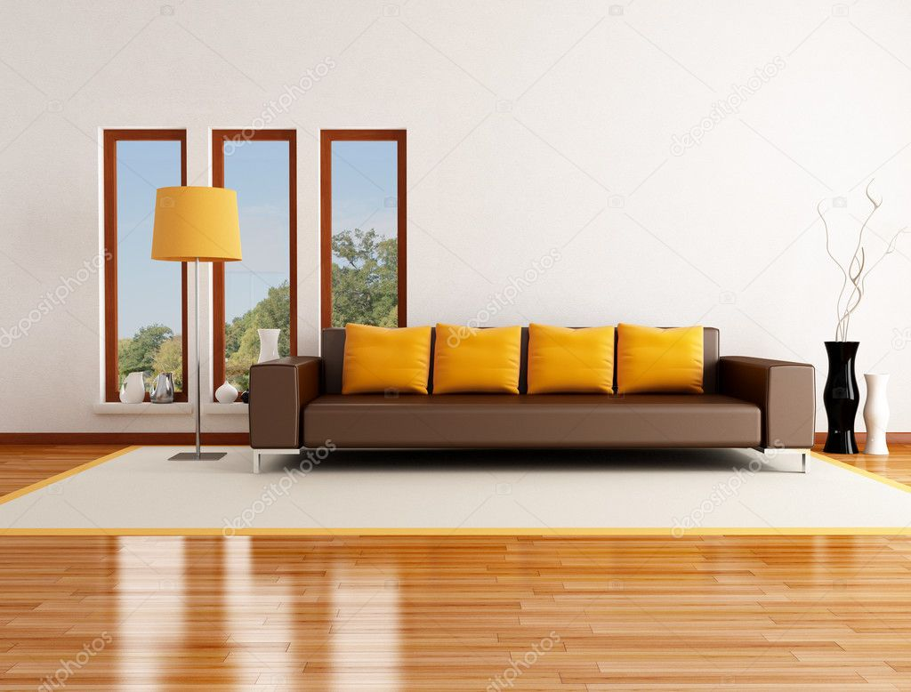 modern living room stock photo archideaphoto 4962448