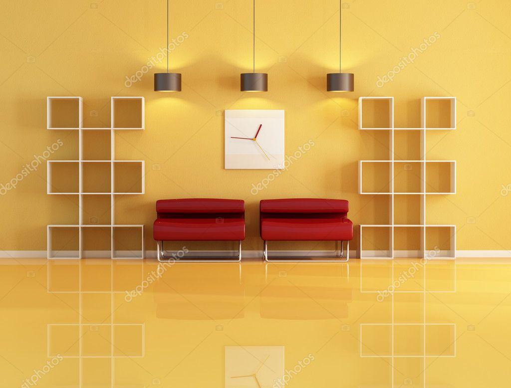Boekenkast In Woonkamer : File interieur overzicht woonkamer boekenkast utrecht